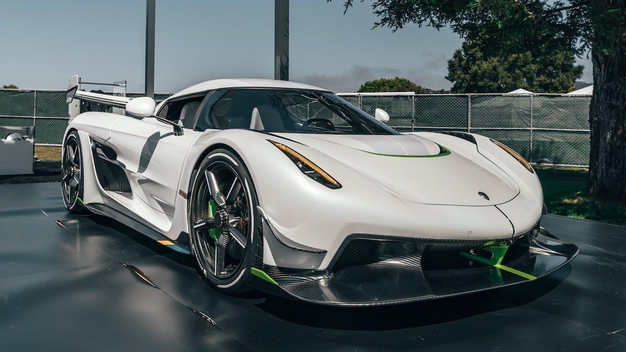 Platz 5 der teuersten Autos der Welt: Koenigsegg Jesko