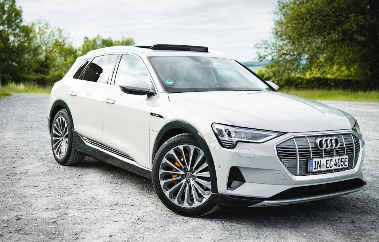 Audi Elektroauto. E-Autos im VEHICULUM Ökobilanz Check. Welche Kriterien gibt es für die Nachhaltigkeit?