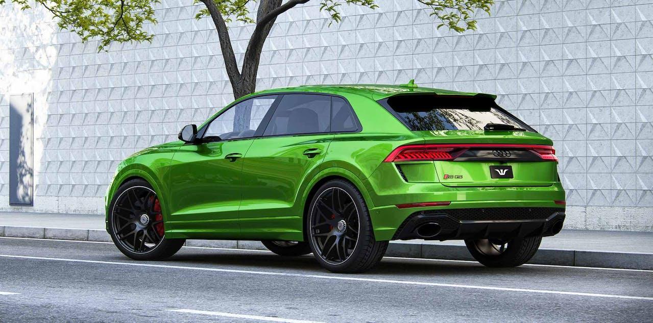 VEHICULUM News: Audi RS Q8 Tuning
