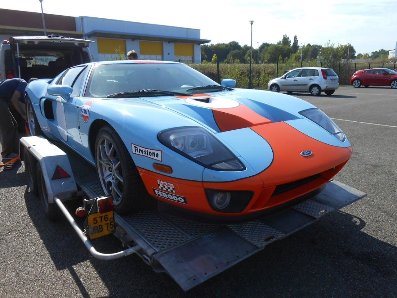 Getunter Ford GT auf Platz 3 der schnellsten Autos der Welt