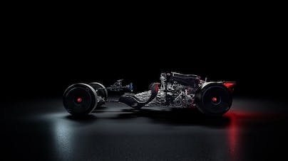Bugatti Bolide Drive Train - VEHICULUM News