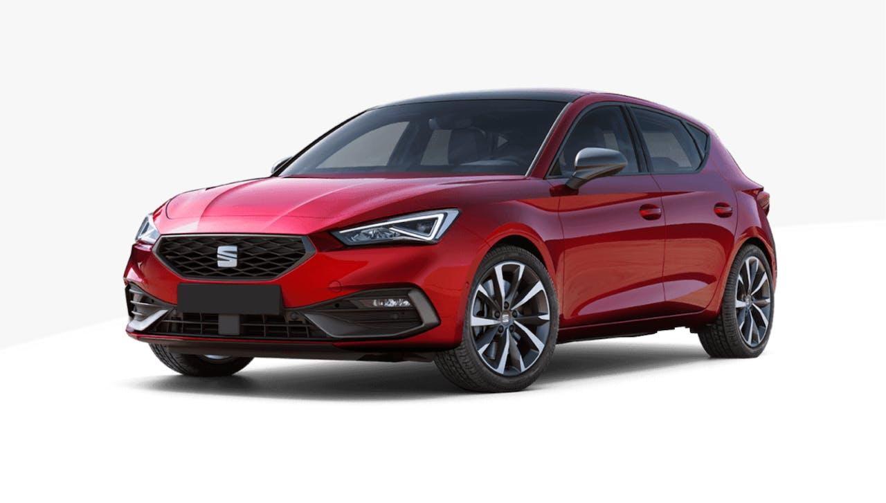 Seat_Lagerwagen Leasing Leon e-Hybrid VEHICULUM Angebote mobile Header