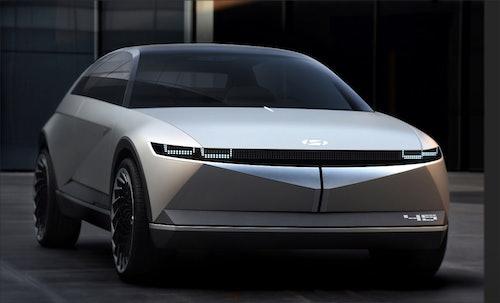Hyundai Ioniq 45 neue Marke