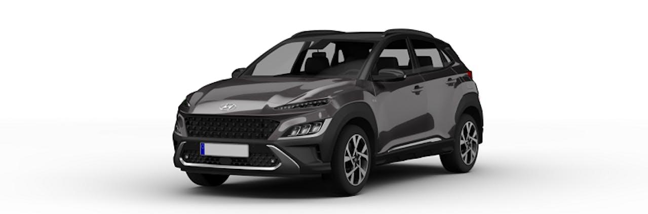 Hyundai Kona in der Stadt getestet