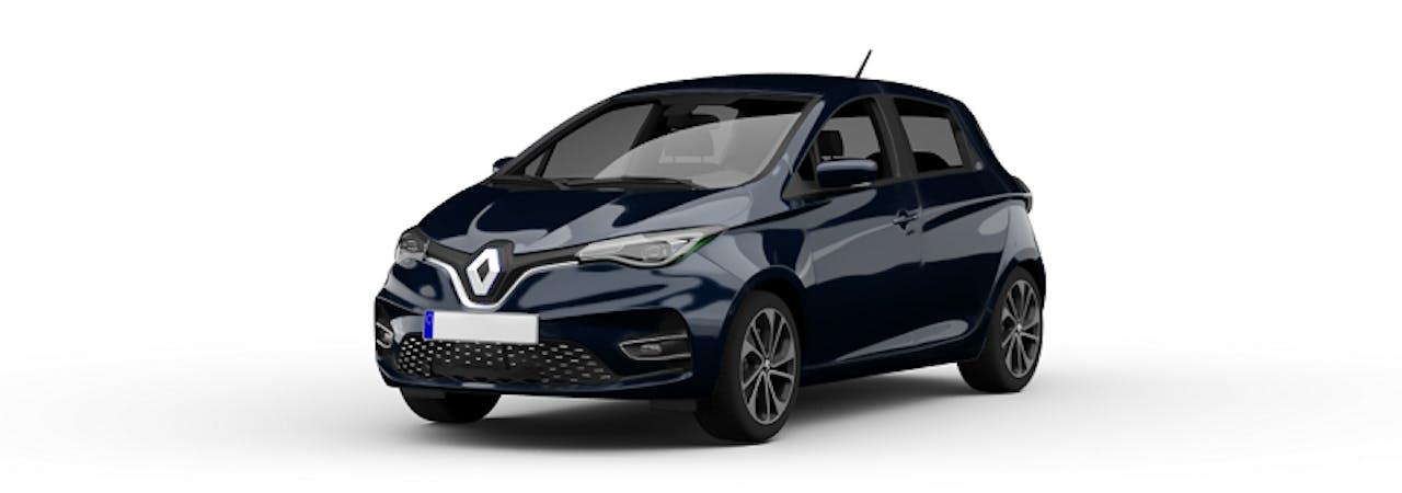 Renault ZOE. Deutschlands E-Auto mit den meisten Zulassungen