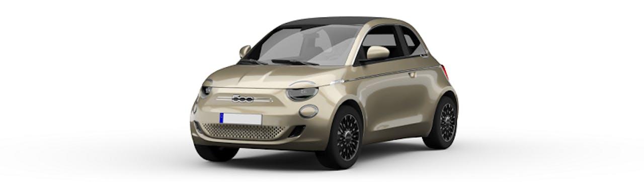 Fiat 500e in der Stadt getestet
