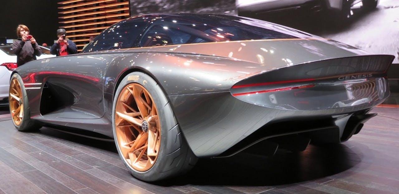 Genesis Essentia - Luxusmarke von Hyundai mit atemberaubendem Designkonept für ein E-Auto