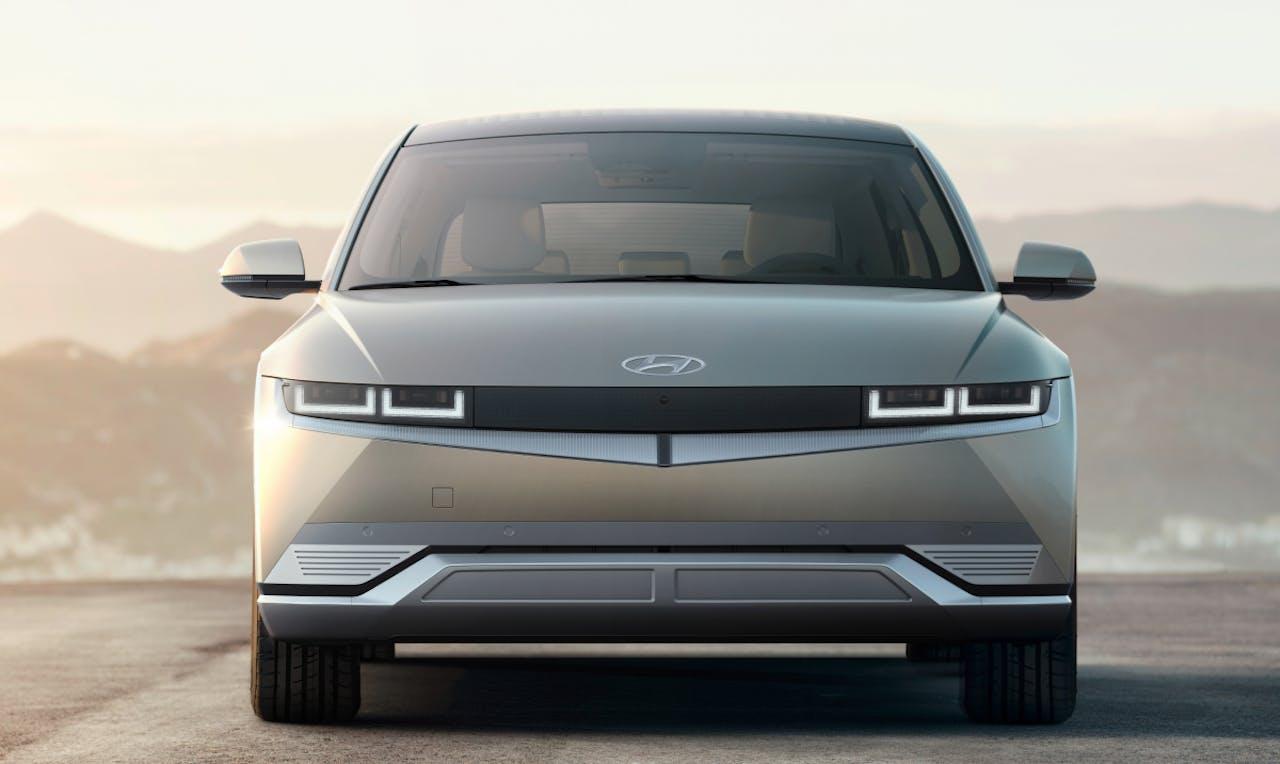 Hyundai: IONIQ 5 Frontansicht