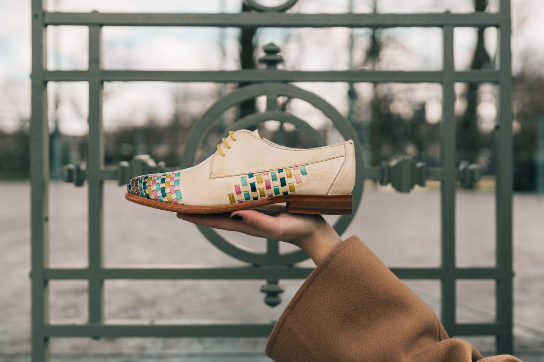 Selina 14 Damen Derby Schuhe Melvin & Hamilton