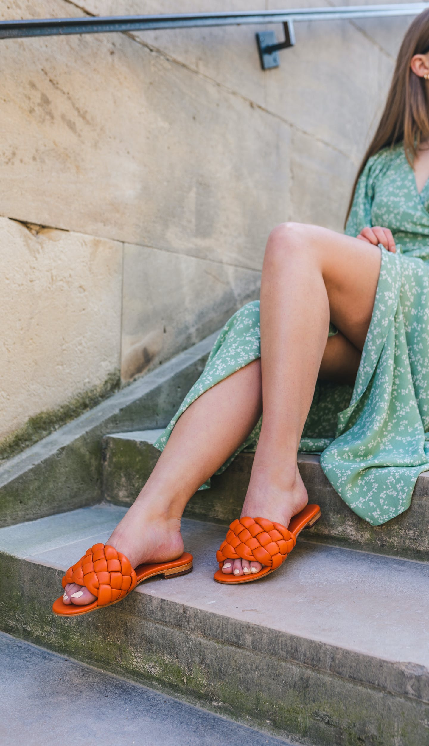 Women's colourful mules by Melvin & Hamilton