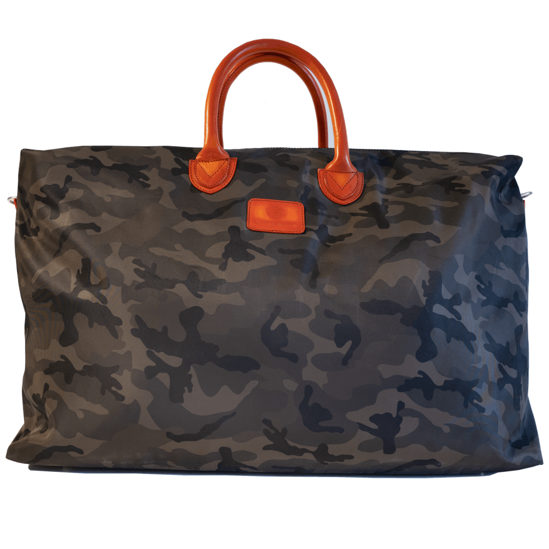 Duffy Textile Camo Khaki