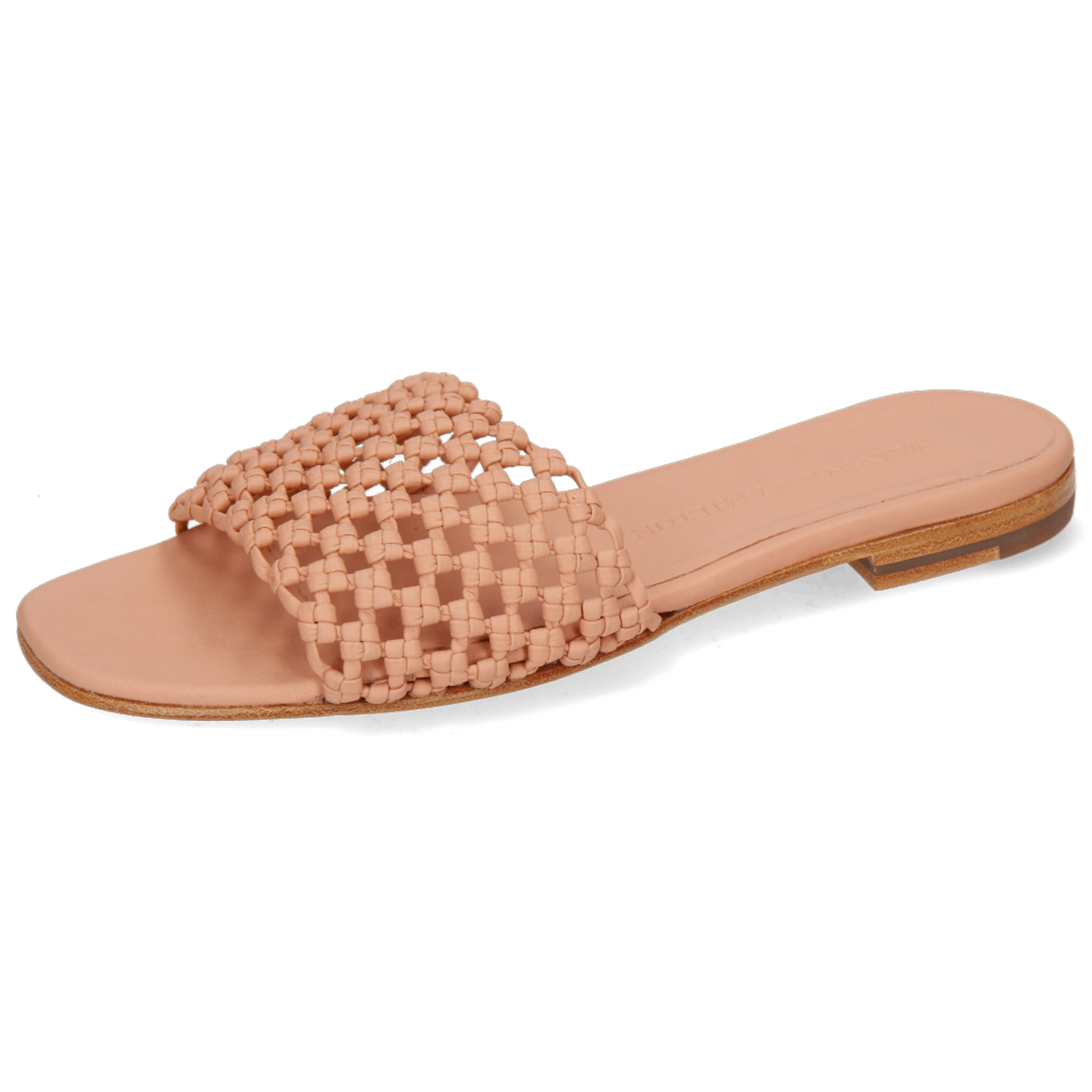 Elodie 32 Mignon Rose Footbed