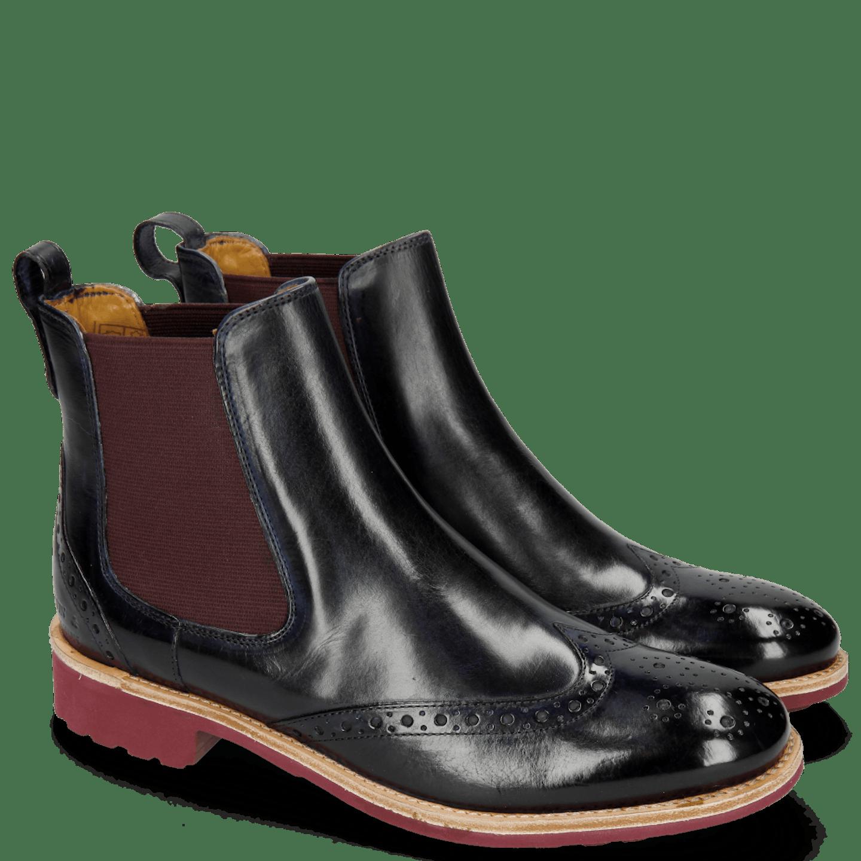 Women's ankle boots Amelie 5 wearlight rubber sole - Melvin & Hamilton