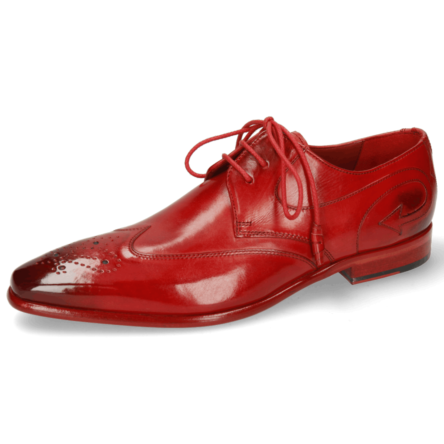 Elvis 63 Ruby Lining Red