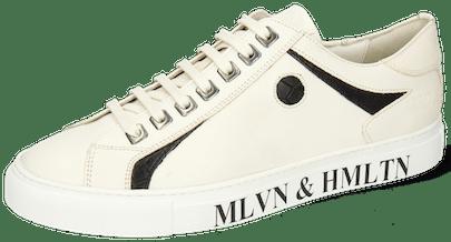 Harvey 9 White Crock Black
