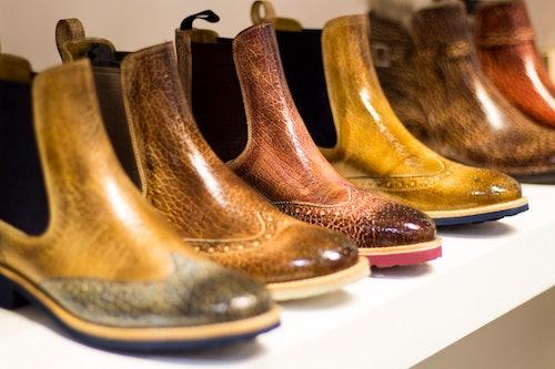 Shoe families Melvin & Hamilton