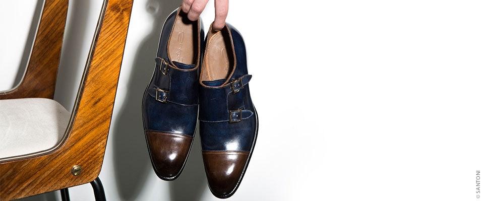 Santoni Schuhe