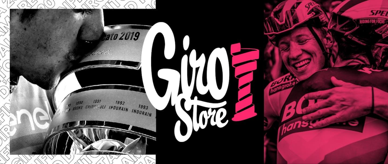 Giro Store: Offizieller Store des Giro d'Italia 2020