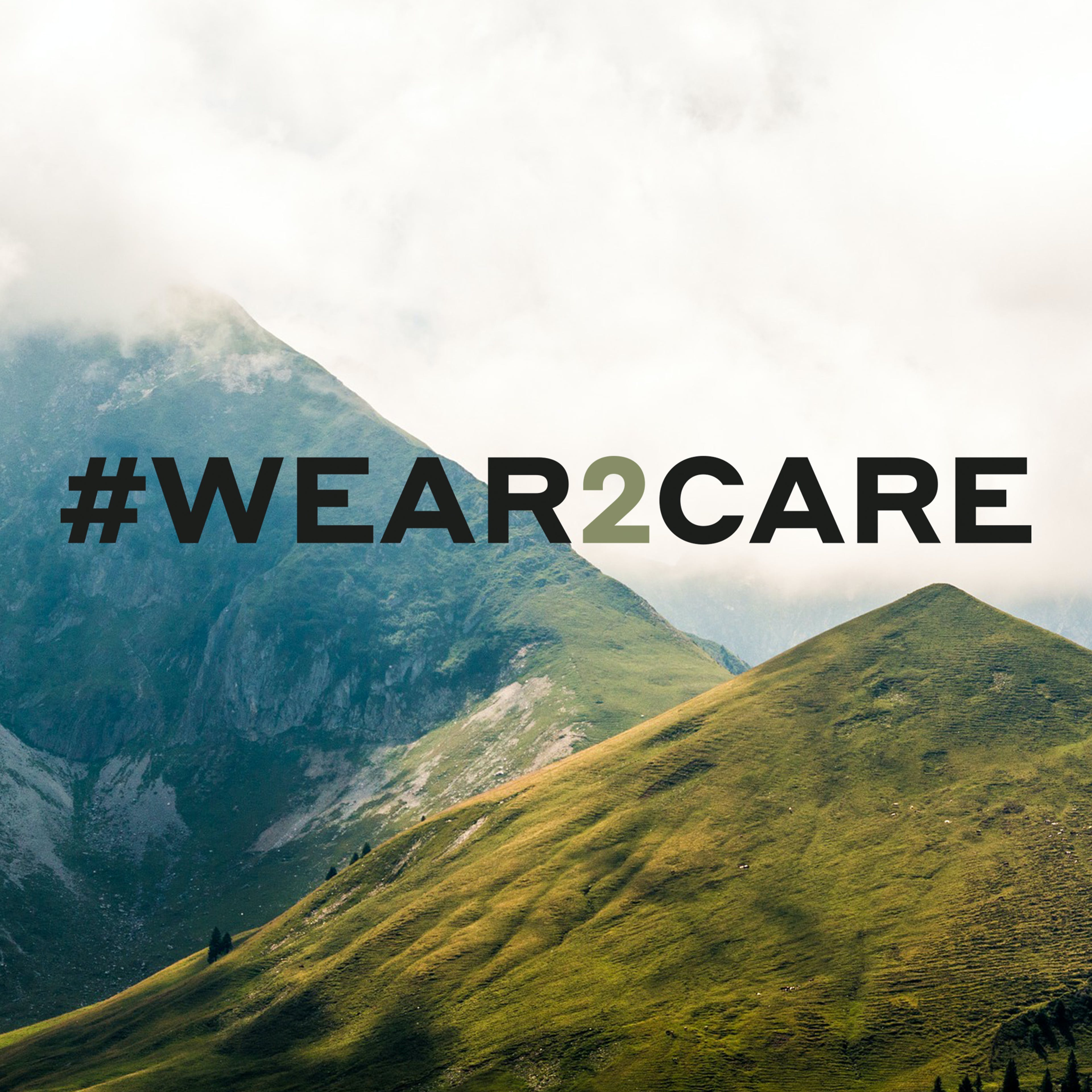picture mountains #wear2care sustainability