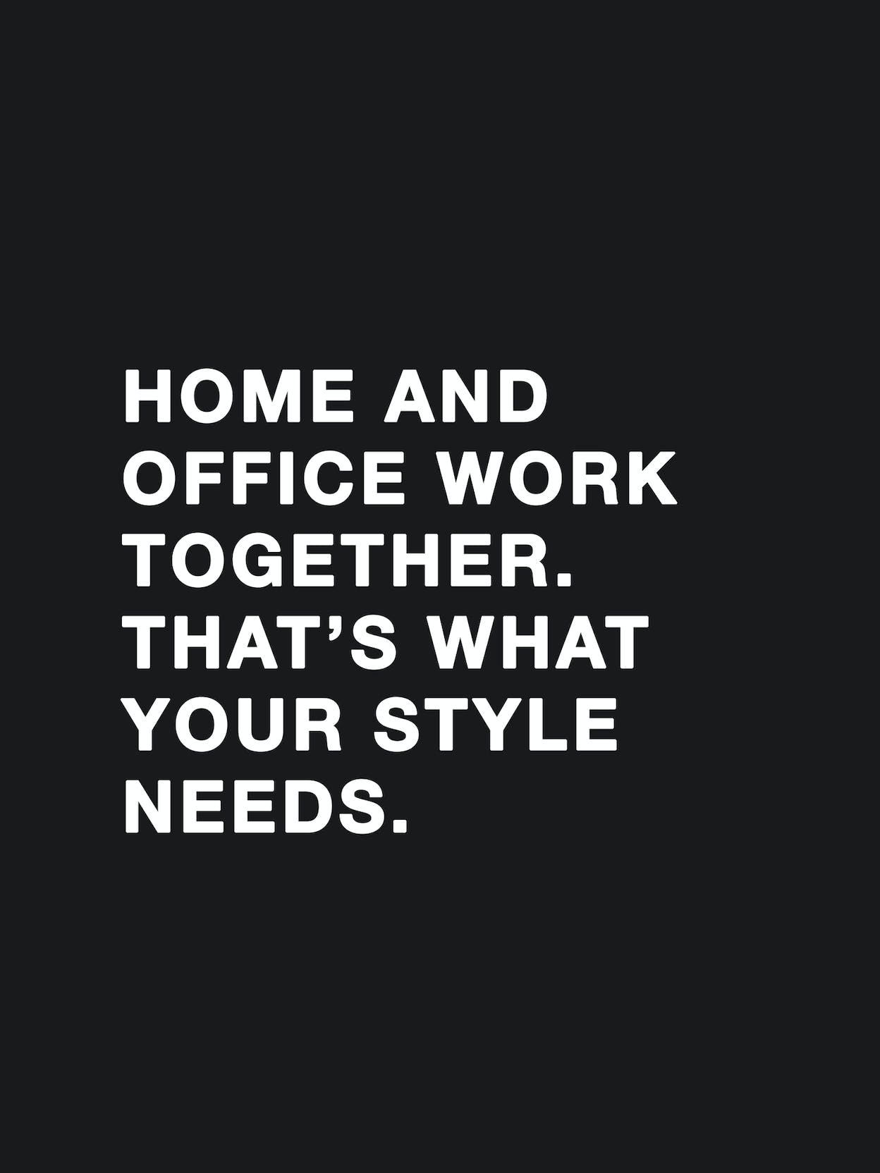 text-home-and-office-work