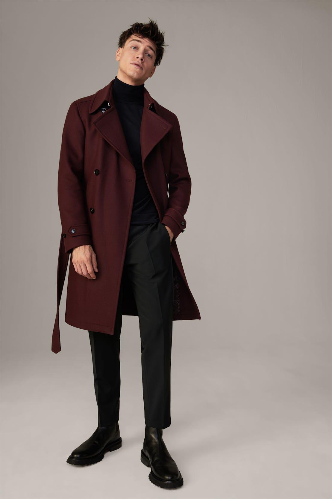 Mantel The Trench Coat, bordeaux