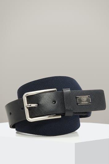 Flex Cross Gürtel, navy/schwarz