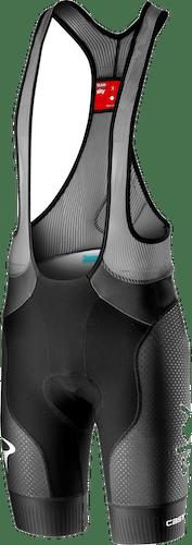 Castelli Team Sky 2019 Free Aero Race 4 - pantaloni bici con bretelle - uomo