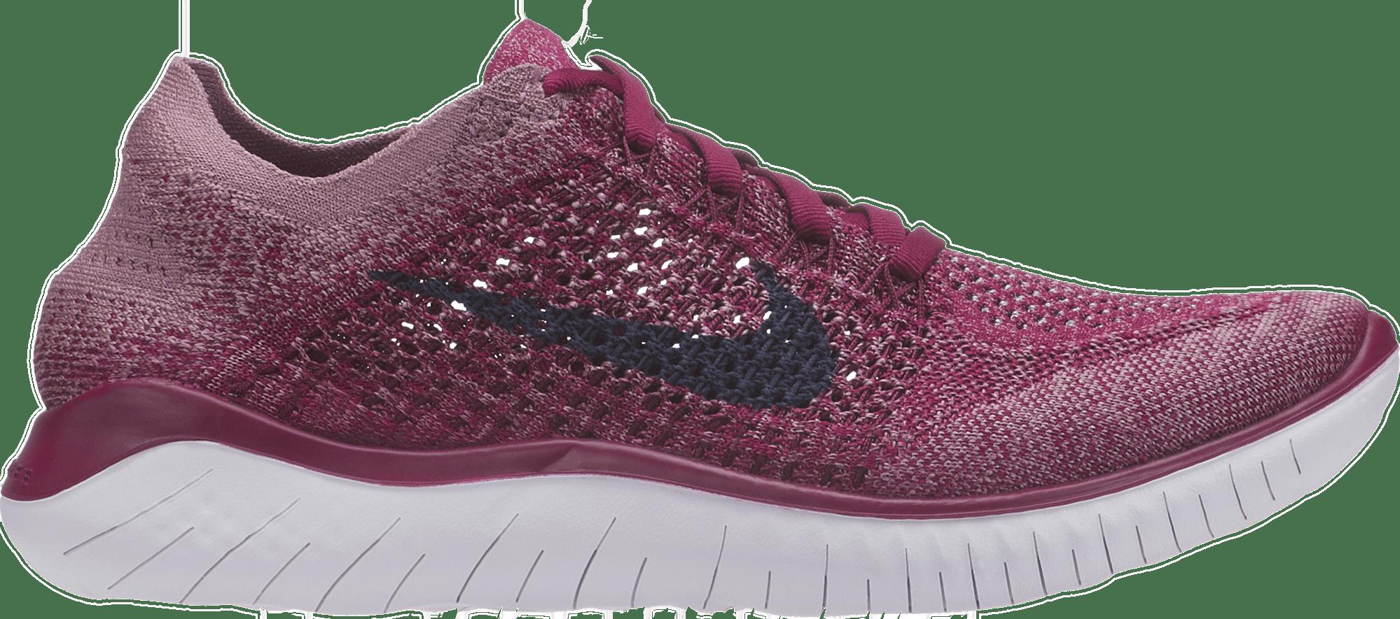 Free Run Flyknit Nike Laufschuh Natural Running Damenmodell