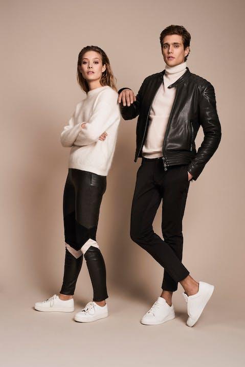 Arma, Arma Pants, Womenswear, Fashion, Fal Collection 2018, Lederpants, Lodenfrey, Munich