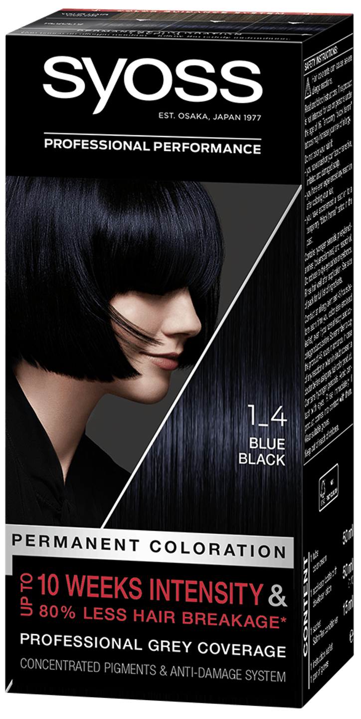 Syoss Permanent Coloration Blue Black 1_4 pack shot