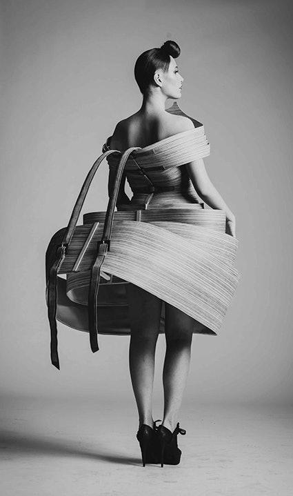 Maleficent, Münchner Modepreis 2018, Kleid, Otilia Vlad
