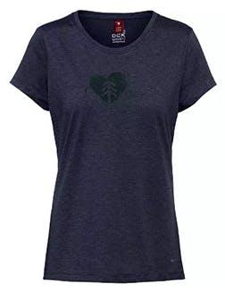 Printshirt aus CmiA Baumwolle von OCK