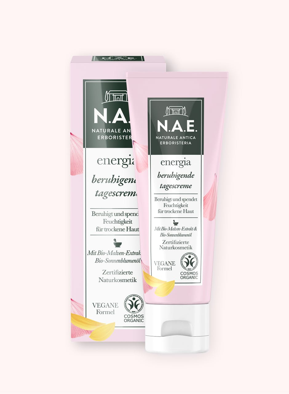 beruhigende tagescreme | soothing day cream