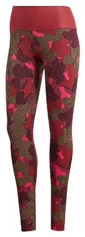 Adidas Camuflage Tights Damen