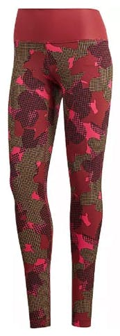 Adidas Camuflage Tights Damen