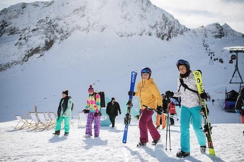 Gletscher Testival: Die Ski Highlights 2019/20