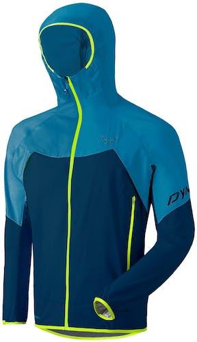 Dynafit Transalper Light 3L - giacca hardshell con cappuccio - uomo