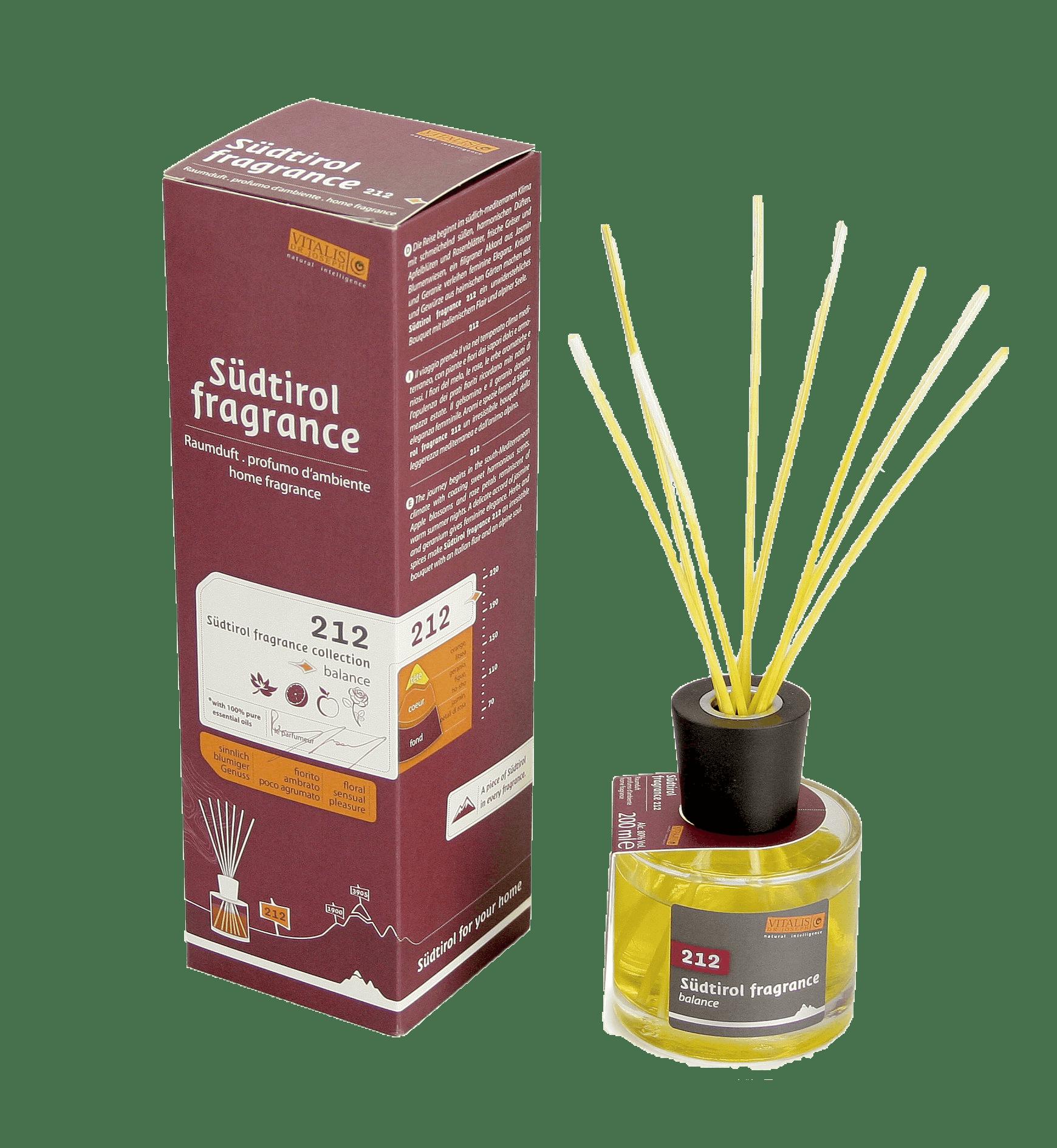 Vitalis Dr. Joseph Südtirol Fragrance 212 - profumo per ambienti naturale