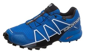 Salomon Speedcross 4 GTX Herren blau