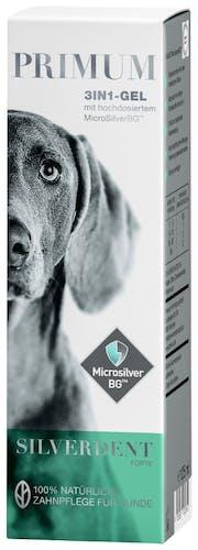 Primum - Zahnpflege - SilverDent Forte 3in1 Gel
