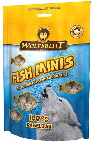 Wolfsblut Kausnack Fish Minis Kabeljau (getreidefrei)