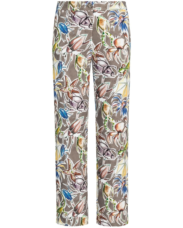 Seductive, Hose, Pants, Spring-Summer Collection 2019, Muster, Print, Lodenfrey, Munich