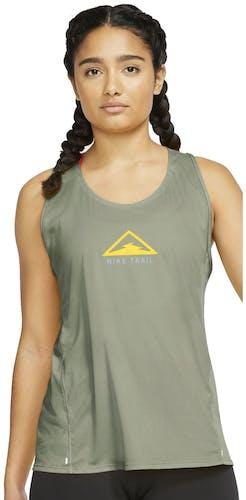 Nike City Sleek Trail Running Tank - Lauftop Trailrunning - Damen