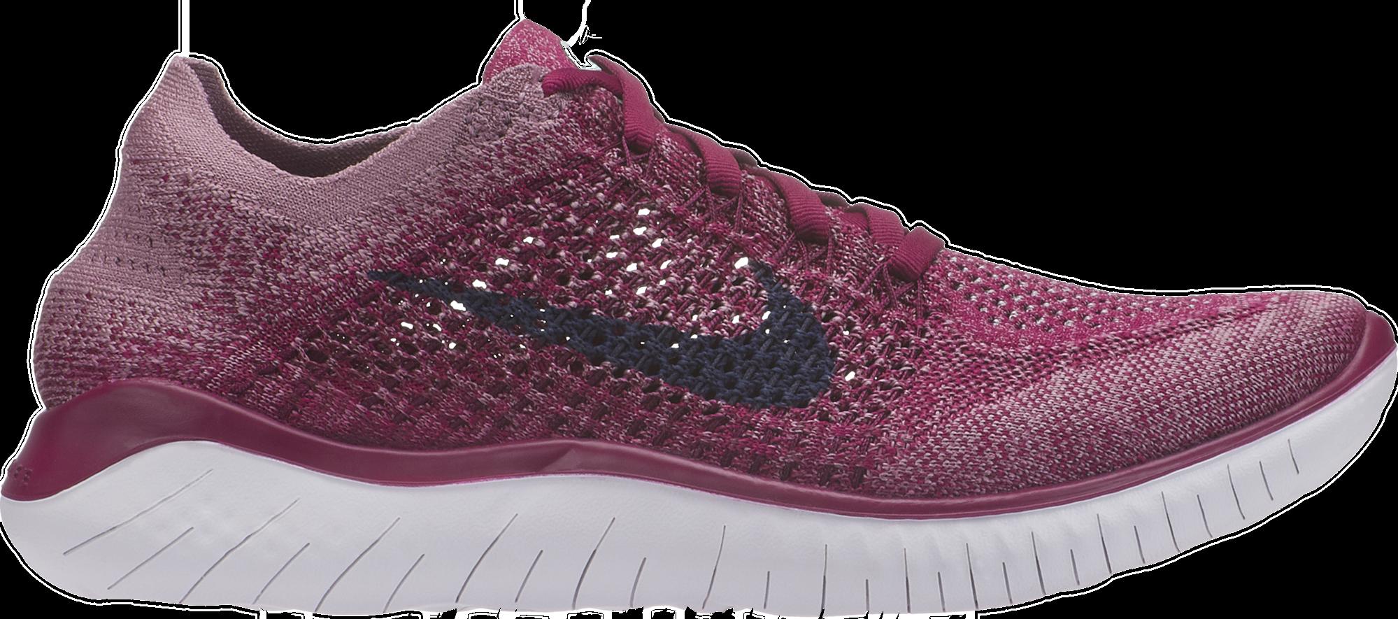 Free Run Flyknit Nike Scarpe natural running Modello da donna