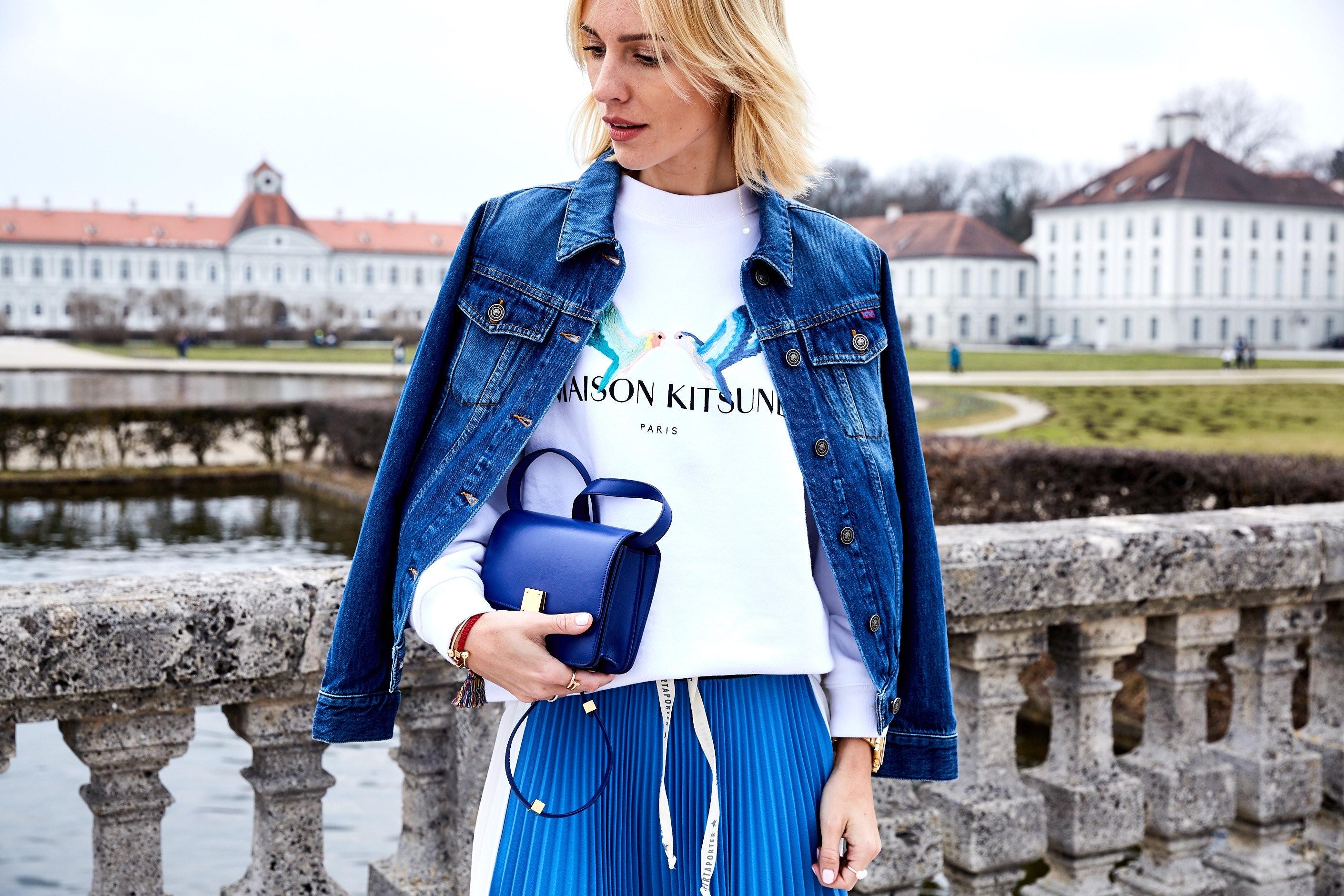Glam-o-meter, Viktoria Rader, Spring Looks, Lodenfrey, Munich