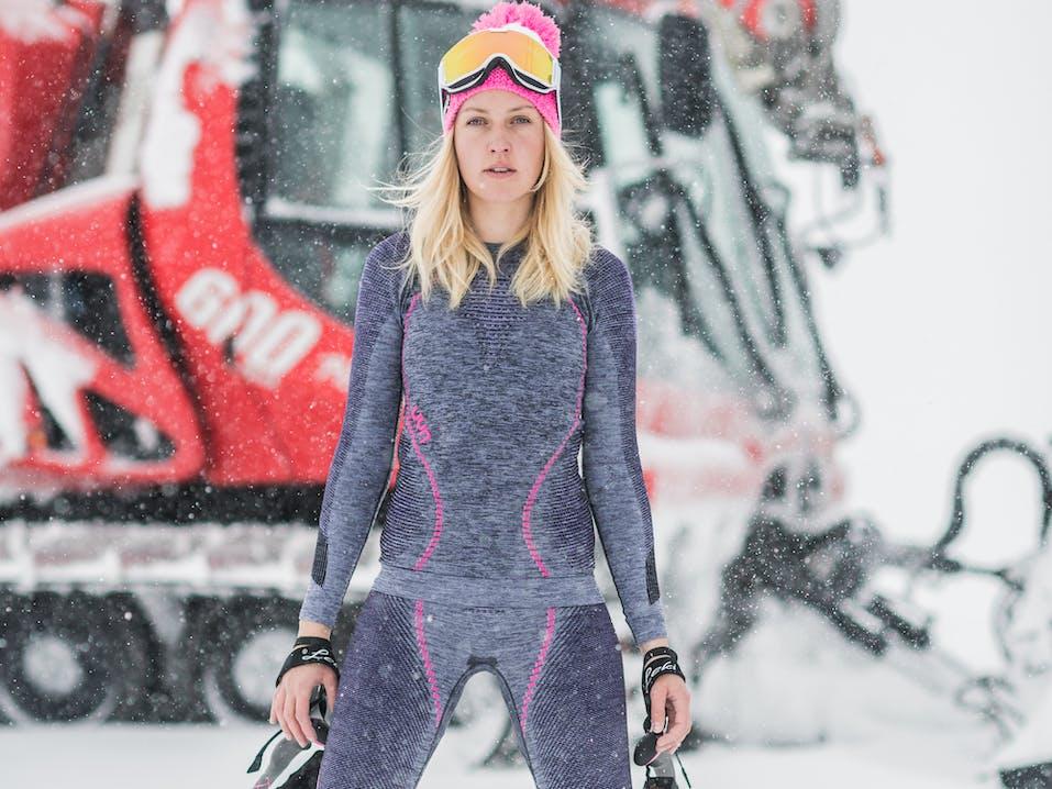 Damen-Skiunterwäsche UYN
