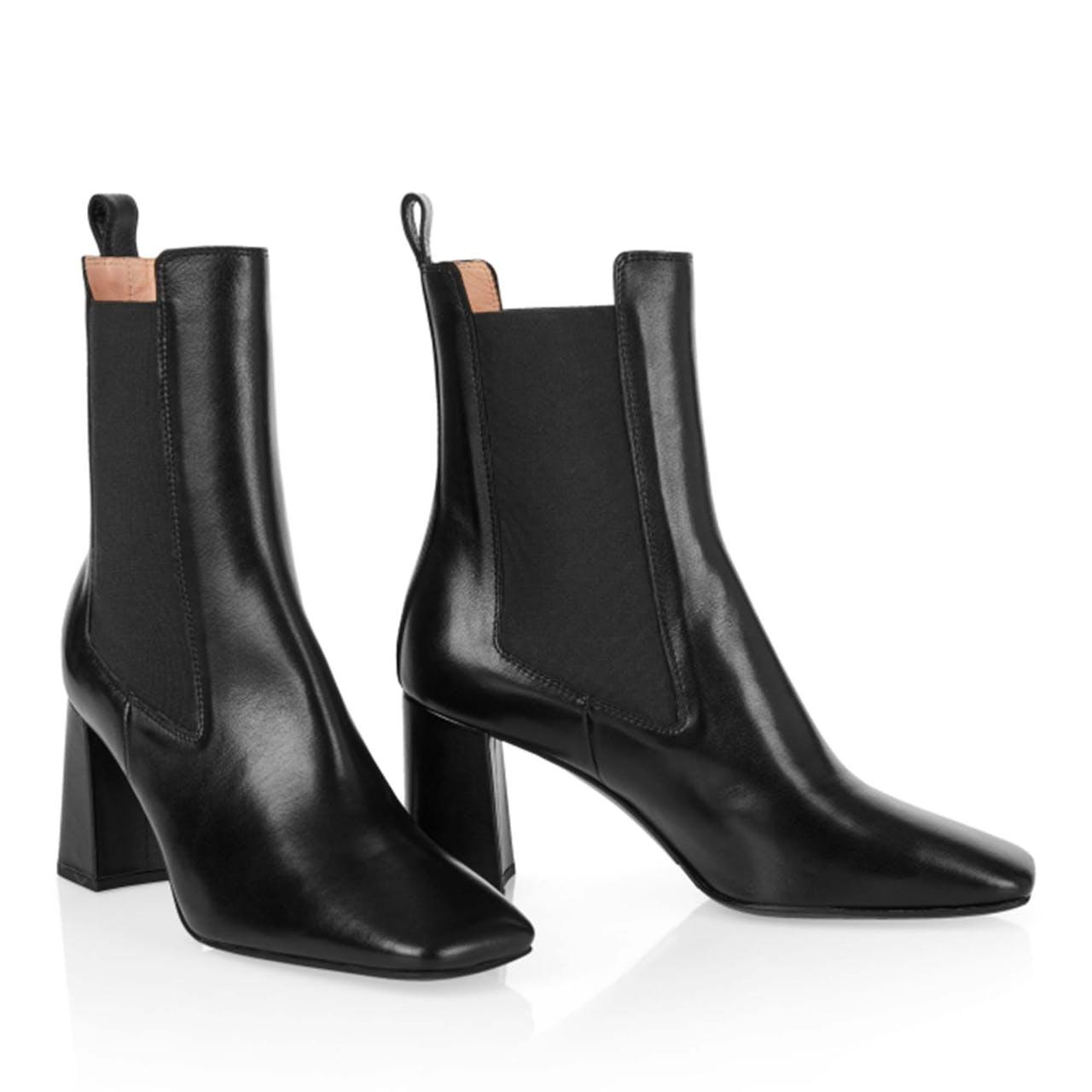 Chelsea-Boots - Leder