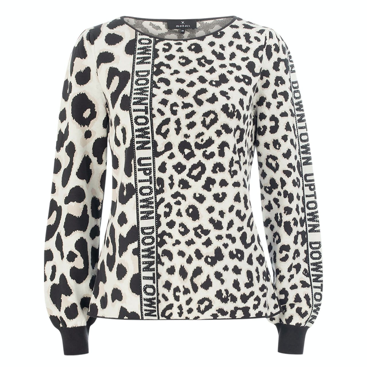 Pullover - Loose Fit - Wording