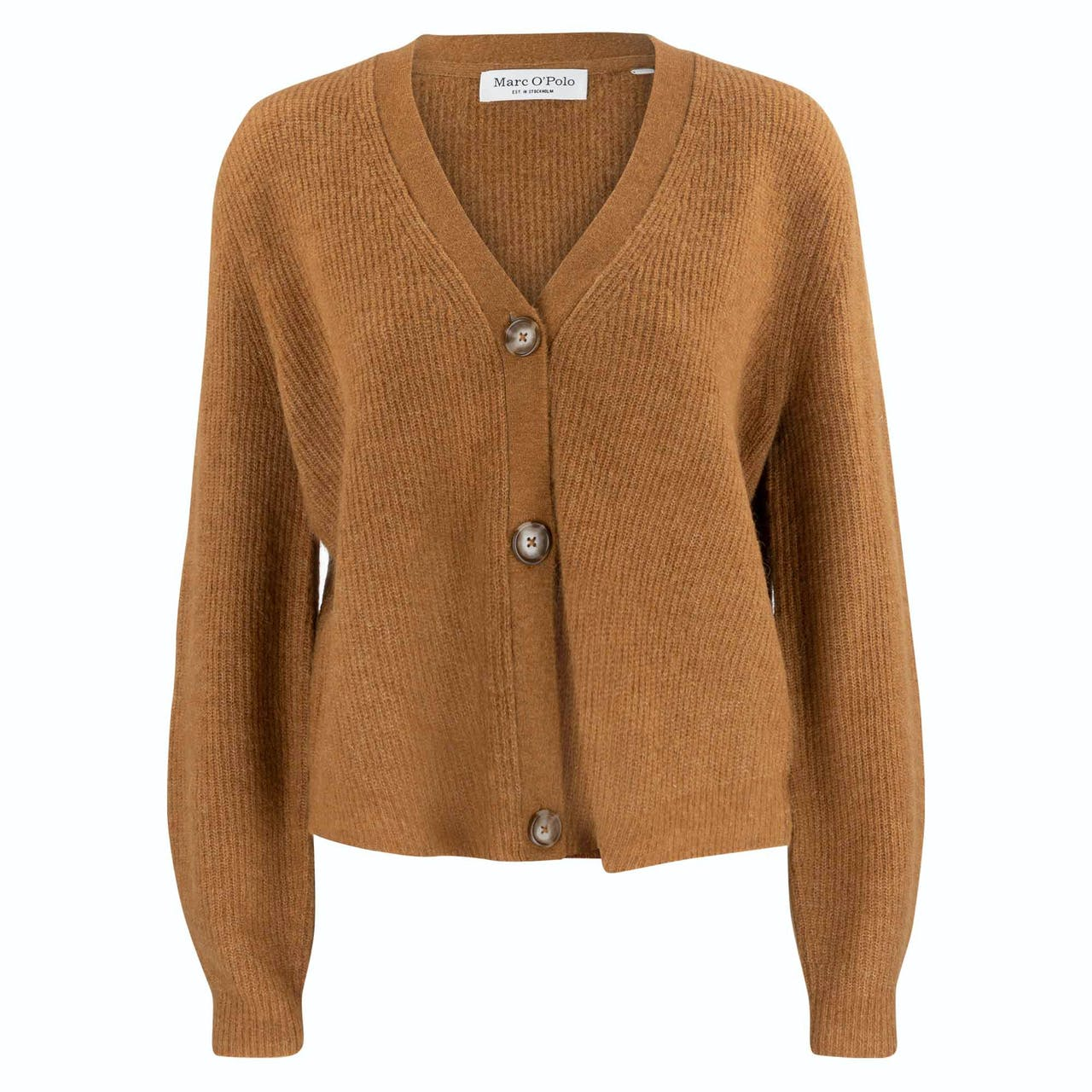 Cardigan - Loose Fit - Wolle