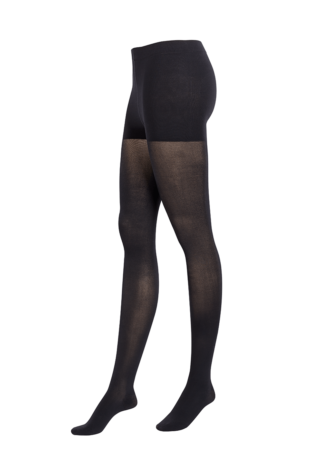 Tights -  Soft Touch - black